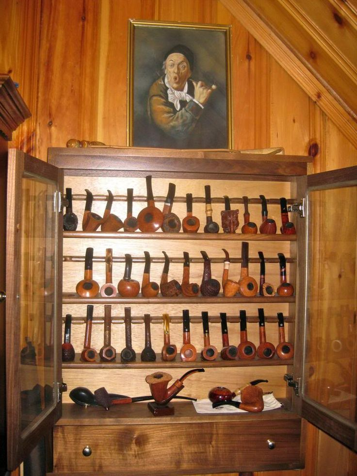 Ken Lamb Pipe Rack & Cabinets - Page 2