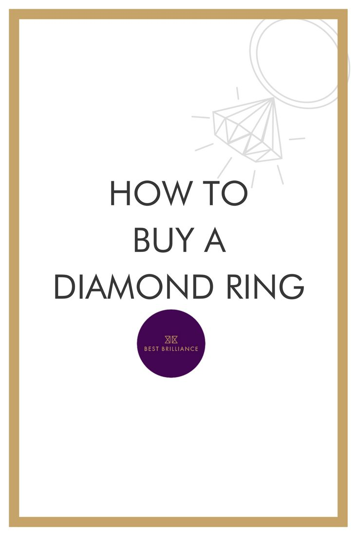 Diamond Engagement Ring Guide | Discover important diamond information and ring guidance that will help you make an informed purchase decision. Explore advice on selecting the perfect engagement ring, how to buy diamonds, gemstones, engagement rings, fine jewelry, fashion, and more! VISIT OUR BLOG at https://bestbrilliance.com/blog/