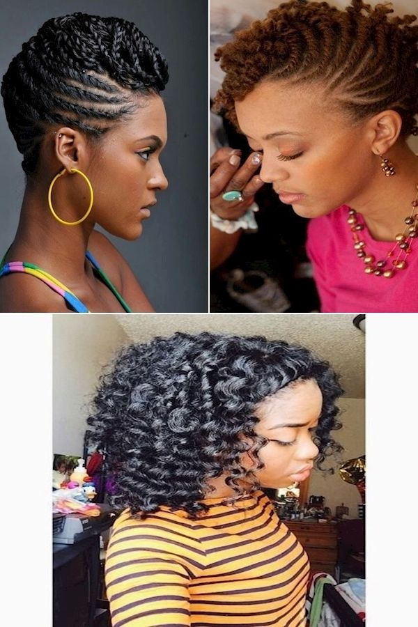 Quick Hairstyles For Black Hair Summer Hairstyles 2016 For Black Women Trendy Haircuts For Wome In 2020 Quick Hairstyles Hair Styles 2016 Trendy Haircuts For Women