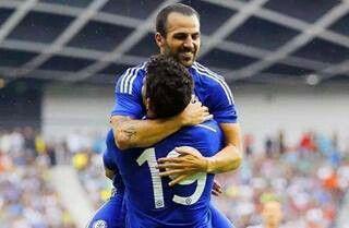 Cesc and Diego