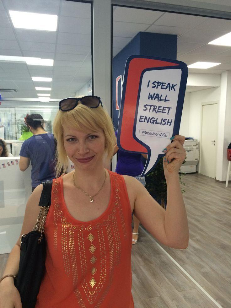 """""""I speak Wall Street English"""": #3mesiconWSE, la festa per il primo trimestre del centro Wall Street English Roma Repubblica"""