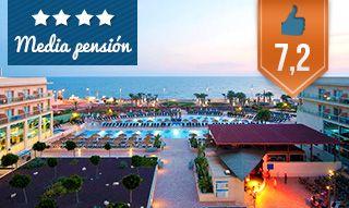 Cabogata Mar Garden Hotel Club & Spa 4 * Media Pensión desde 70 eur. El Toyo - Almería #OfertaDestinia