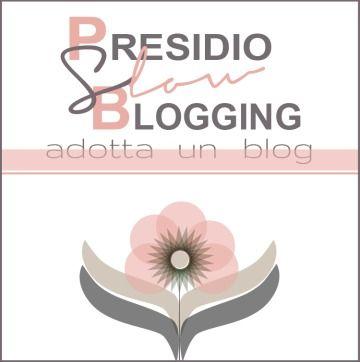 Presidio Slow Blogging: adotta un blog