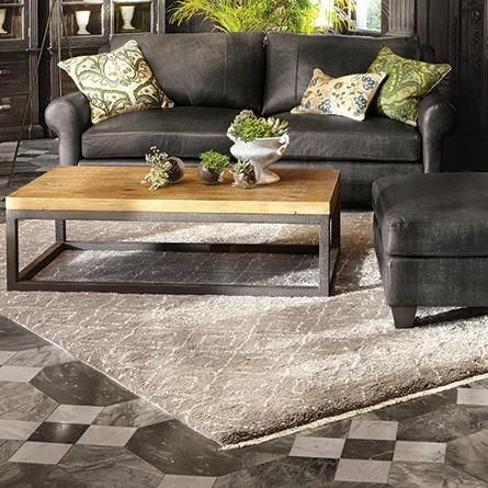 Amazing The Shaggy Style Rug Is Our Go To In Any Living Space. Shown: