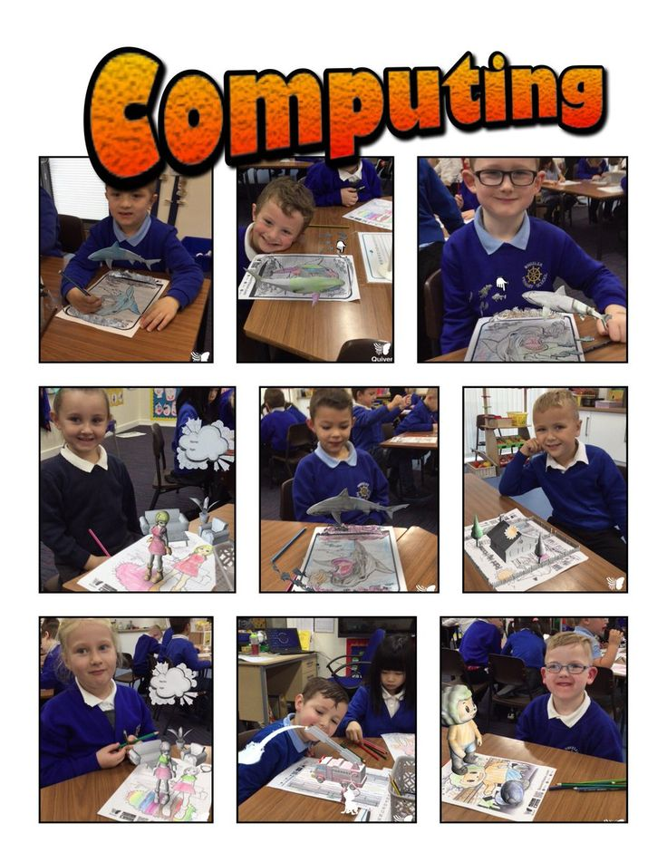 """Wheeler Primary on Twitter: """"Humber - Year 1 have enjoyed their Computing lesson this morning using the Quiver App #HCATschool #WheelerPrimary #Year1 https://t.co/wkt8w0gPqb"""""""