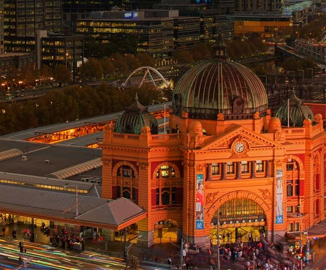 Have your say on the future of Flinders St Station!