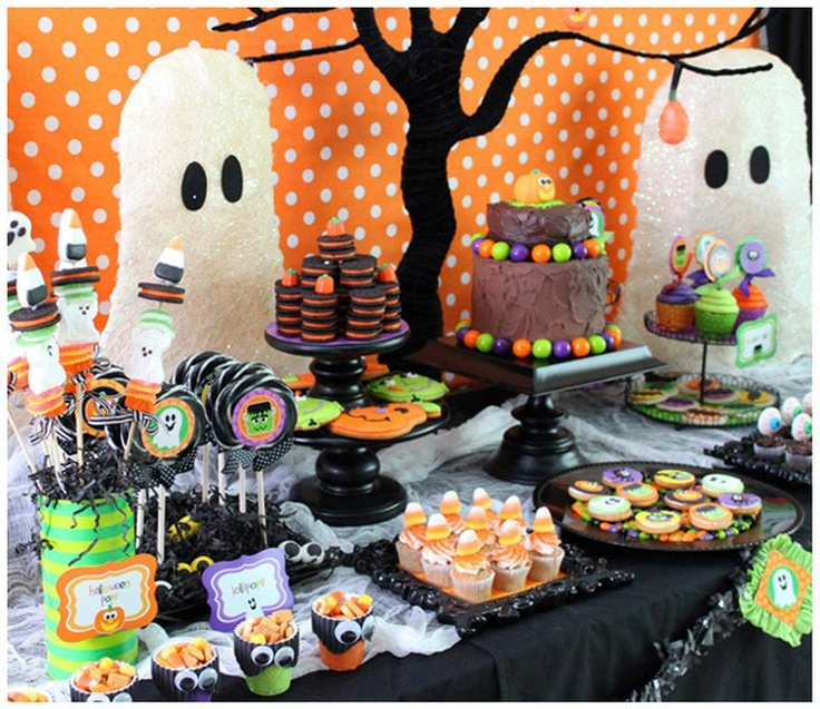 605 Best Images About Halloween Birthday Party On