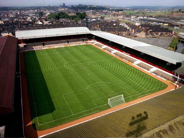Victoria Ground Stoke City