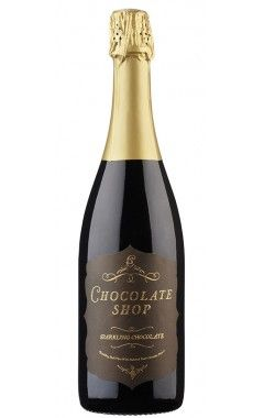 Chocolate Shop Wine - Sparkling Chocolate Red Wine