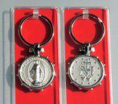 Miraculous Medal Rosary Key-ring