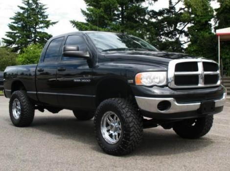 Used Dodge Ram 2500 SLT '03 For Sale in WA — $13995