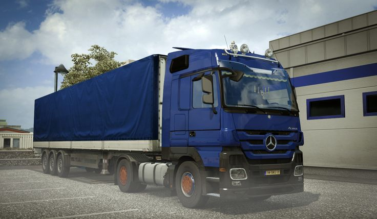 Comunidade Steam :: Euro Truck Simulator 2