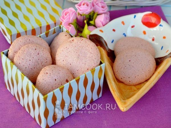 Рецепт печенья из миндальной муки
