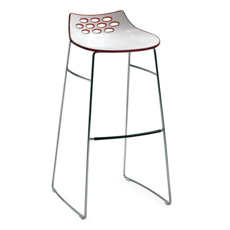 furniture modern white acrylic bar stool with chrome wrought iron frame extra tall bar stools