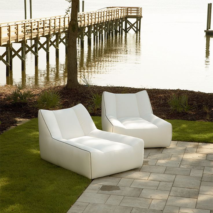 Lee Industries Lido Chaise Lounge