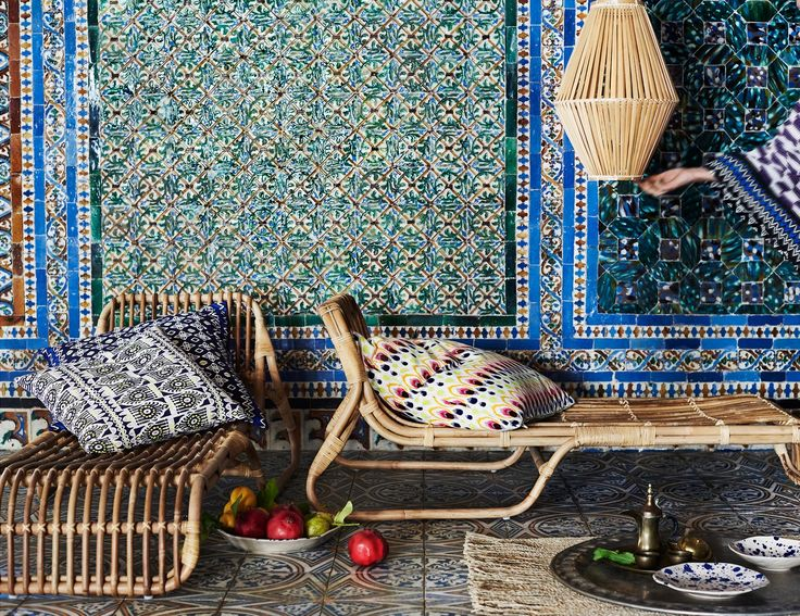 Wishing you were lounging about in Bali or browsing fabrics at Central Market in Kuala Lumpur? Well, we've got the next best thing for you. IKEA just announced JASSA, a new limited edition collection inspired by the color and craft of Indonesia and Southeast Asia.