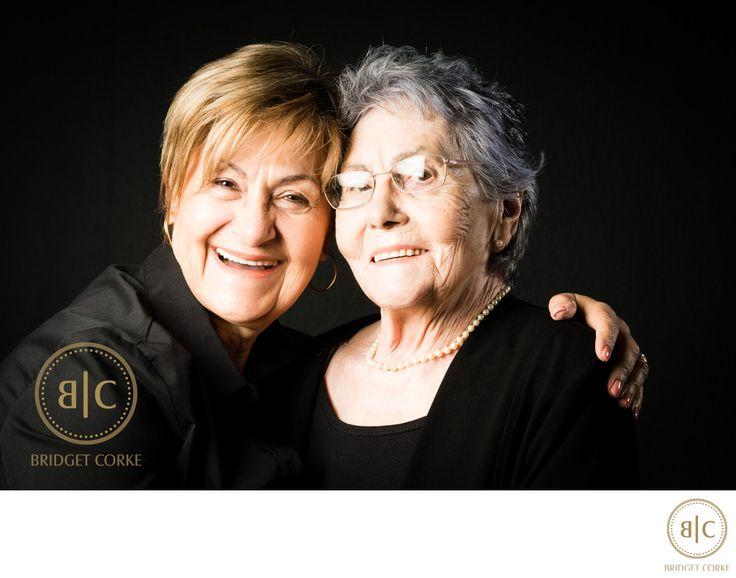Bridget Corke Photography - Mother and Daughter Studio Shoot: