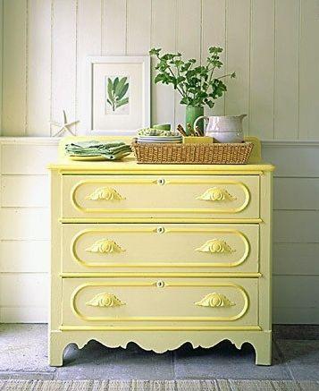 ¿Estas pensando en pintar un mueble? No cometas estos errores: Foto © Martha Stewart