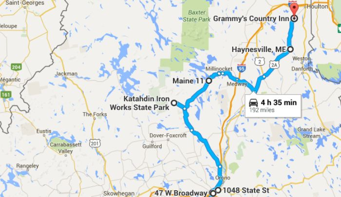 Here's The Ultimate Terrifying Maine Road Trip And It'll Haunt Your Dreams