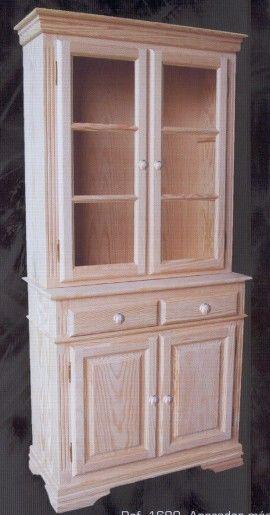 1000 ideas sobre muebles de pino en pinterest muebles - Muebles de pino macizo ...