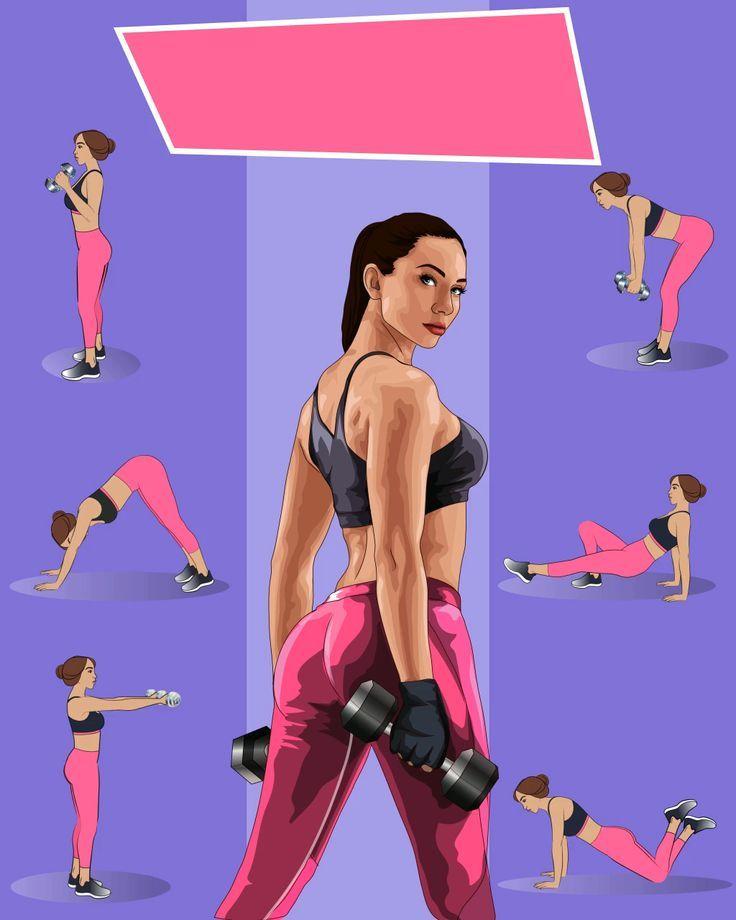 28-Tage-Fitness-Challenge zum Abnehmen