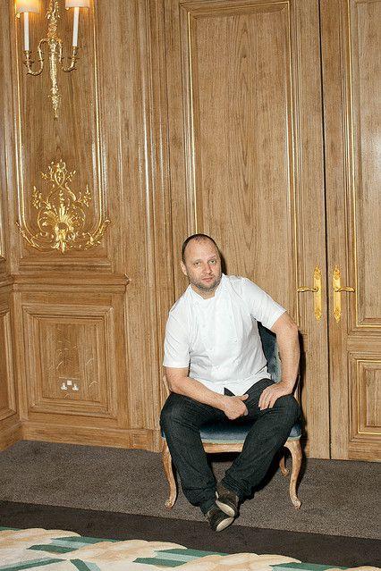 Chef Simon Rogan's London Calling