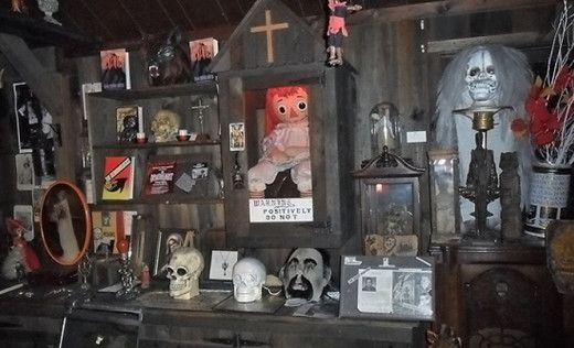 Ed and Lorraine Warren: The Occult Museum | The Fortean Slip