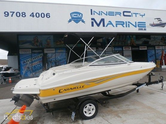 2004 CARAVELLE 187 LS BOWRIDER