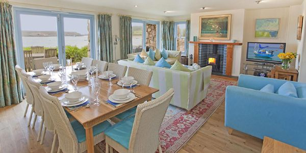 Flying Boat Cottages, Tresco, Isles of Scilly