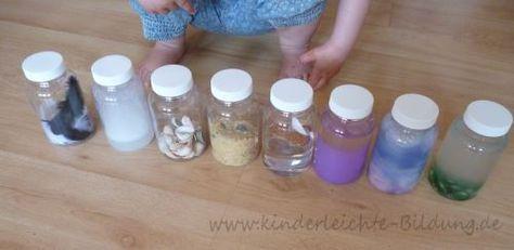 Frühe Bildung? Kinderleicht!: Neue Experimentier- und Schüttelflaschen