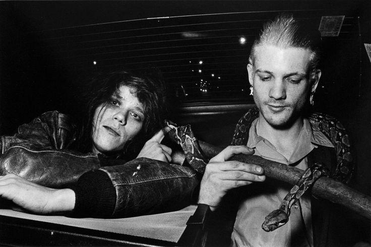 Ryan Weideman Snake People, Lower East Side, 1984