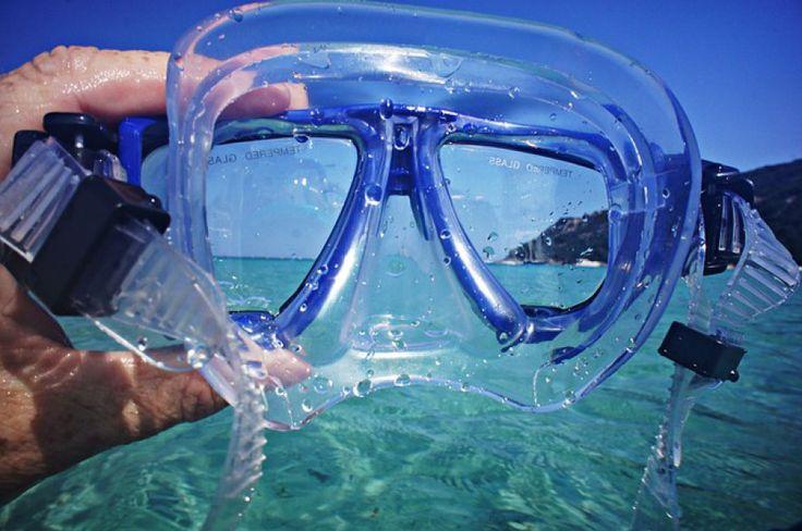 10 nejlepších míst, kde praxe šnorchlování v Martiniku