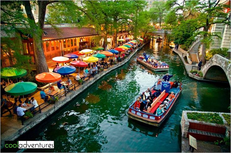 Casa Rio on the River Walk, San Antonio, Texas
