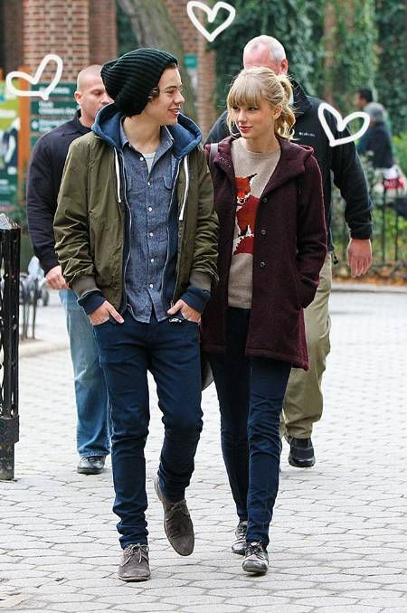 Did Taylor Swift cheat on Conor Kennedy with Harry Styles?! Details here!