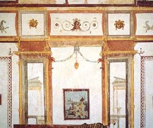 64 best images about roman interiors on pinterest for Domus book collection