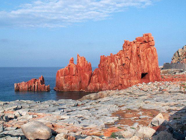 Rocce Rosse, Arbatax, Sardinia by Ogliastra on Flickr