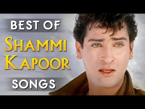 Best Of Shammi Kapoor Hit Songs | Jukebox Collection | Superhit Old Hindi Songs - YouTube