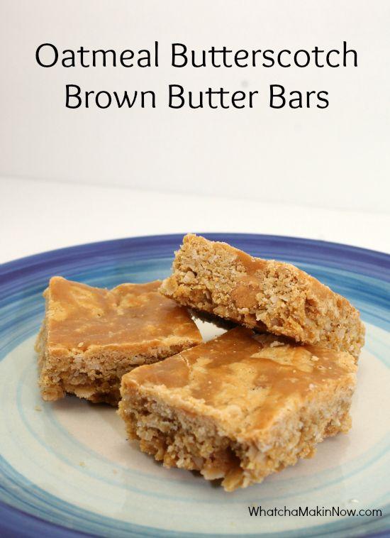 ... cookies!   Cookie Bars, Brownies, and Blondies   Pinterest   Oatmeal
