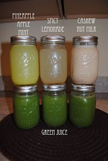 Best 25 homemade juice cleanse ideas on pinterest where to get homemade blueprint cleanse recipe these sound yummy malvernweather Image collections