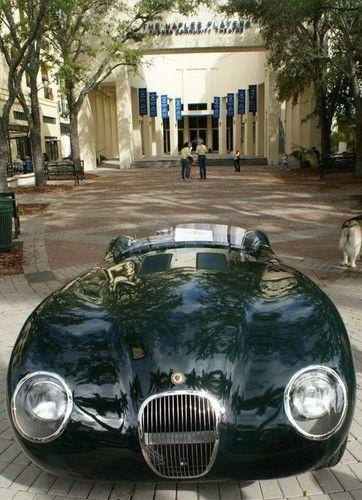✯ 1953 Jaguar C-Type
