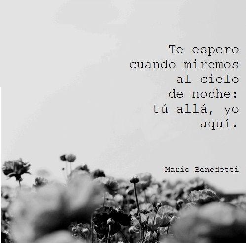 Mario Benedetti (Frases)
