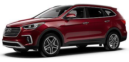 $ 38.700,00 2017 Hyundai Santa Fe – Mid-Size SUV | Hyundai