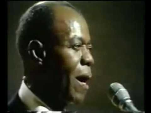 Louie Armstrong - What a Wonderful World ... Ohh yeah!
