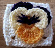 Ravelry: Viola Block pattern by Barbara Lawler