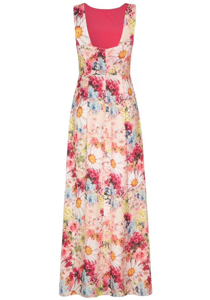 £45.00   Floral Bouquet Maxi Dress