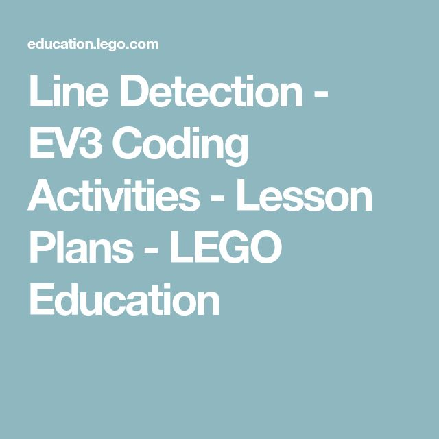 200 best EV3 images on Pinterest | Coding, Lesson planning and ...