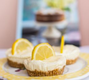Cheesecake cu lamaie/ Lemon cheesecake