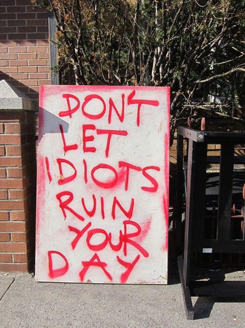 Best graffiti ever...
