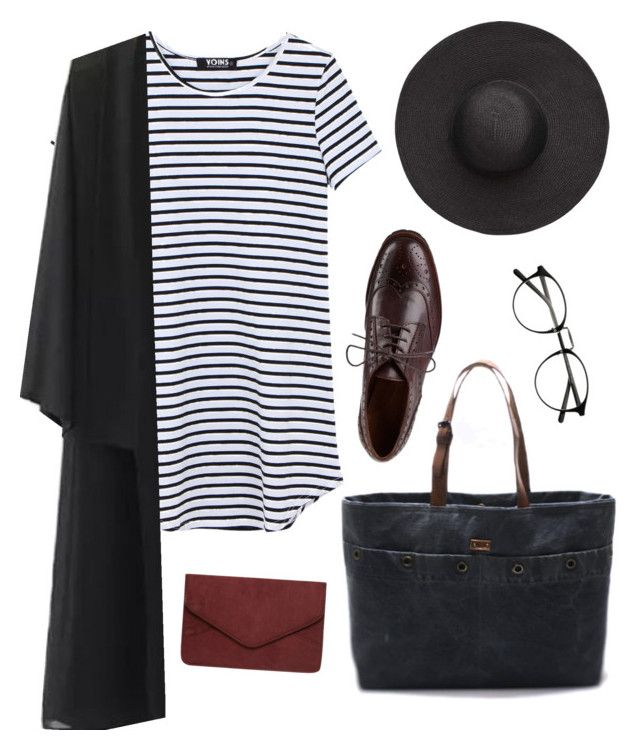"""""""Untitled #40"""" by nagy-bori on Polyvore featuring Witchery, Sesto Meucci, Cuero and Dorothy Perkins"""