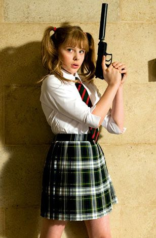 chloe moretz kickass photos | Foto 'Kick-Ass Chloe Moretz ' @ ScreenWEEK